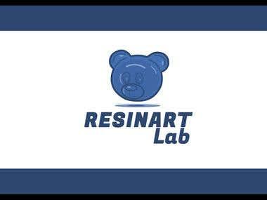 Resin Art Lab