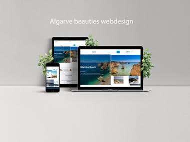 webdesign in wordpress