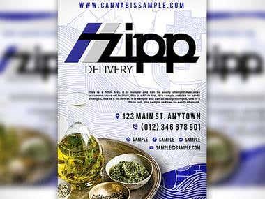 Flyer for zipp