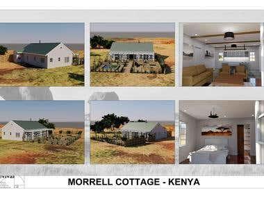 Morrell Cottage - Kenya
