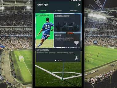 Futbol App