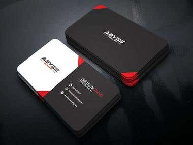 I'am business cards Designer.