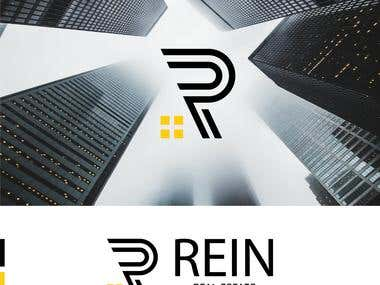 REIN real estate logo entry