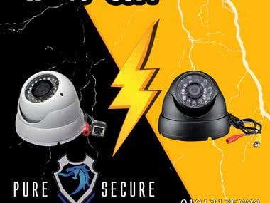 Social-Media CCTV vs IP camera