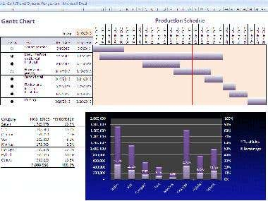 Charts, Pivot Tables, Dashboard