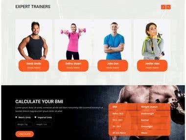 Yoga Gym Fitnessclub