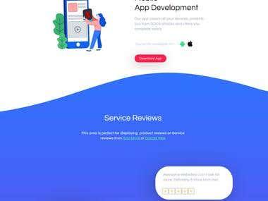 Creative Business Website