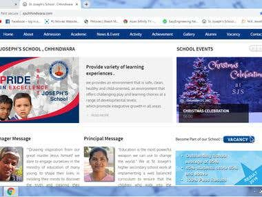 WEB PORTAL OF SCHOOl