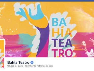 Portada de facebook | flayer