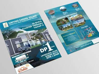 Brochure and Flayer