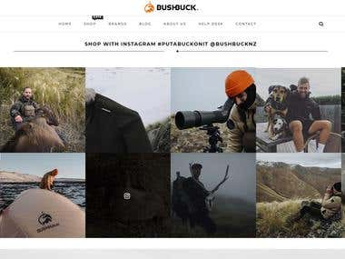 Shopify - Bushbuck Outdoors
