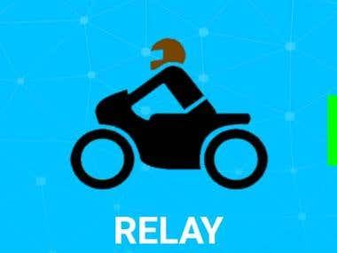 Relay Taxi App