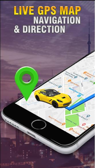 Satellite View Live, GPS Navigation & World Maps