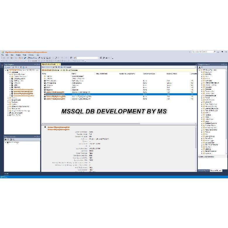 Software Database Development & Analysis | Freelancer