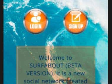 Surf Network Social Net