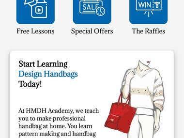 HMDH Academy Android App