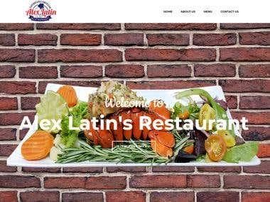Alex Latin Restaurant