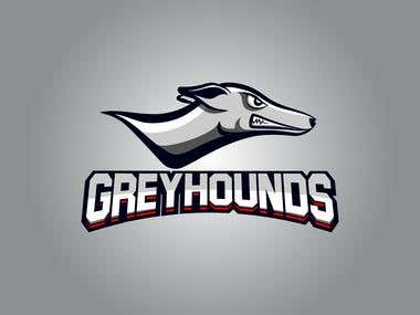GRAYHOUNDS Logo