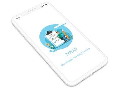 Task Management App for ios phones