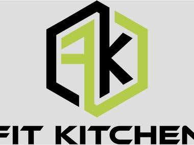 FitKitchen Brand Identity