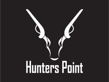 Hunter point logo
