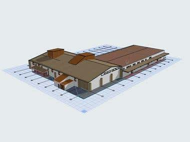 Archicad project