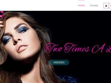 WOMEN CLOTHING WEBSITE