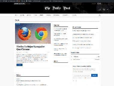 The Daily Post Wordpress SEO