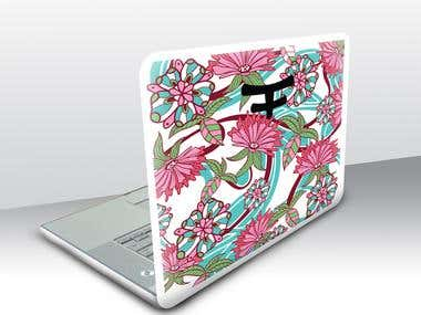 Notebook Cover Ilustration