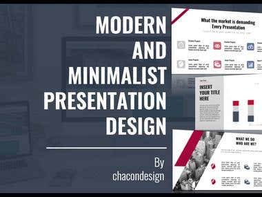 Professional and Modern Power Presentation for you