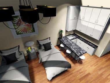 Lumion Interior 3D