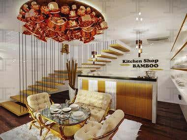 Kitchen Store Bamboo