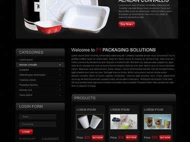 F1 Packaging