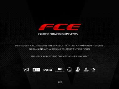 Fighting championship events