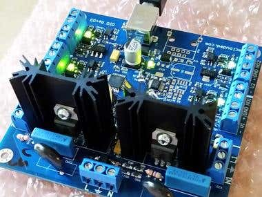 Triac board