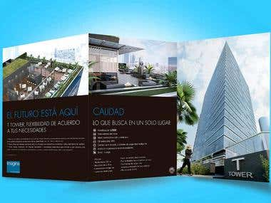 Brochure for Imagina Real Estate