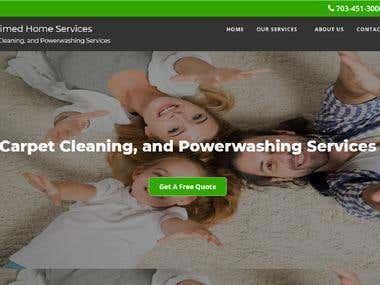 Carpet Cleaning and powerwashing services