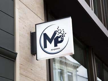 Motion Pixel Brand Identity Design