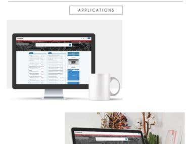 Jaaglya website design