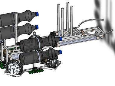 holonomic robot design