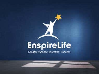 Logo for Enspire Life