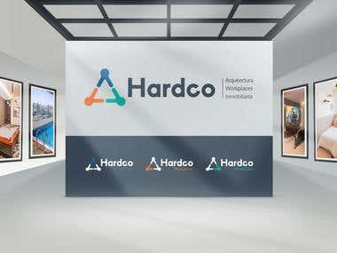 Logotype for HARDCO - Real Estate