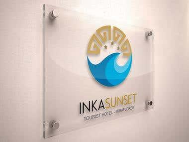 Logotype for Inka Sunset