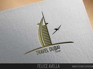 Logo Travel Dubai Tours