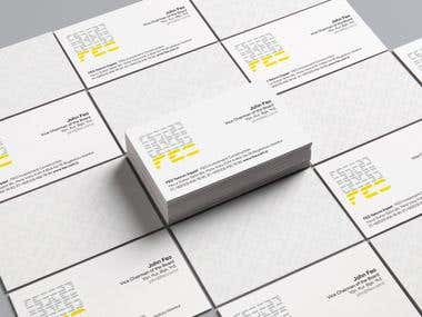 Our Business Card Designs