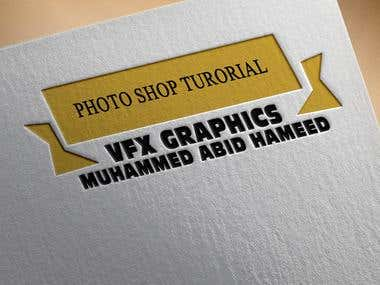 Graphic designer & photo editor.