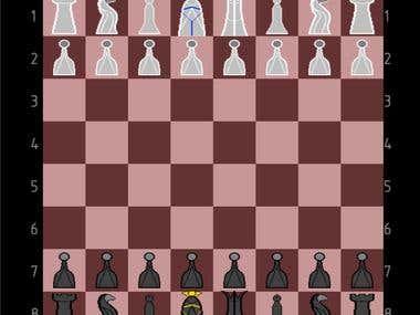 Chess bot application