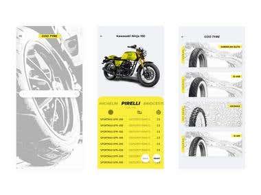 Goo Tyre Mobile App
