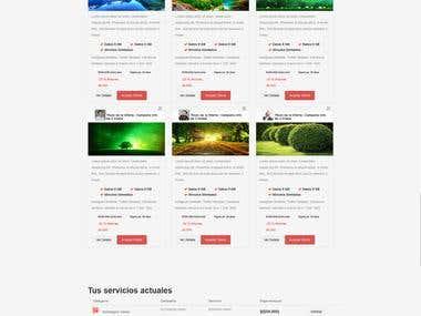 Web site/design