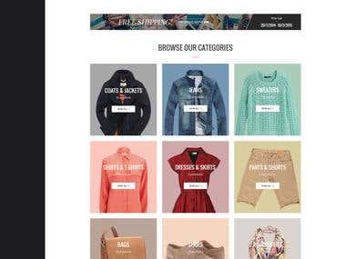 Shopify Fashion